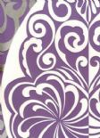 Reflections Lumiere Lavender Wallpaper 1908/805 By Prestigious Textiles
